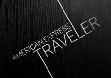 American Express Traveler iPad App